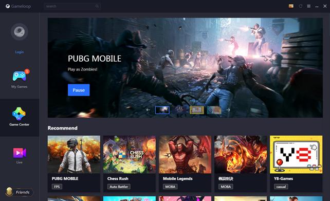 GameLoop The Best allcategory games platform in the