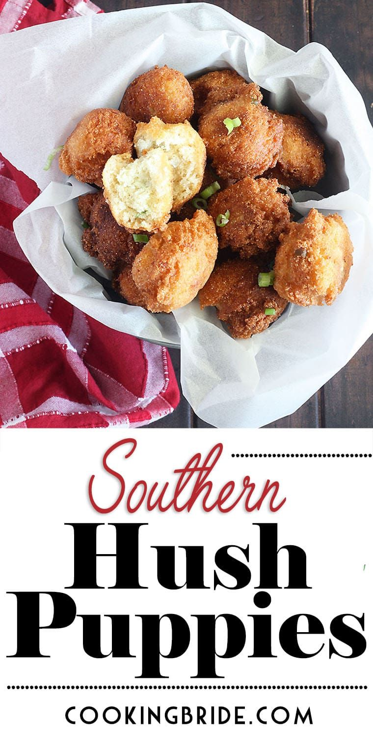 Southern Hush Puppy Recipe Recipes Hush Puppies Recipe Food