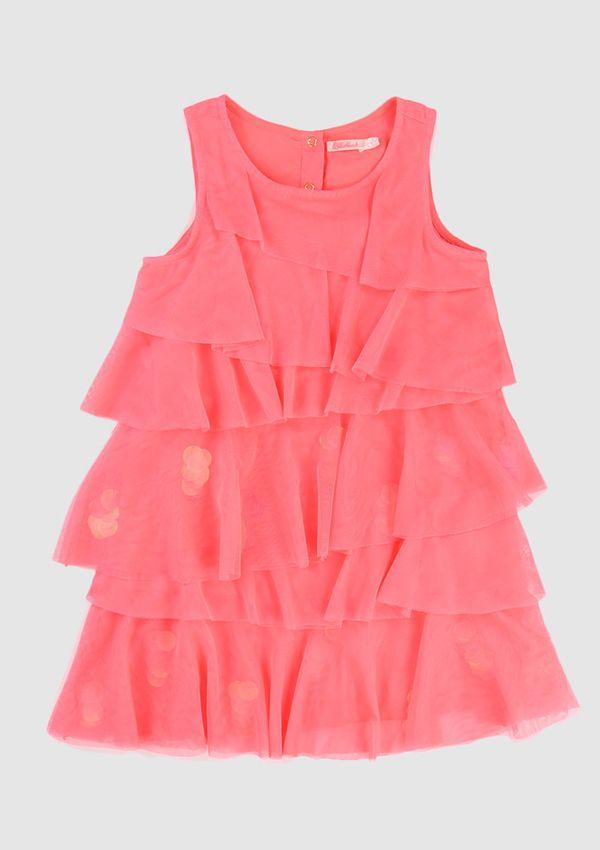 92b071c5e Moda infantil  10 vestidos fresquitos y divertidos para este verano ...