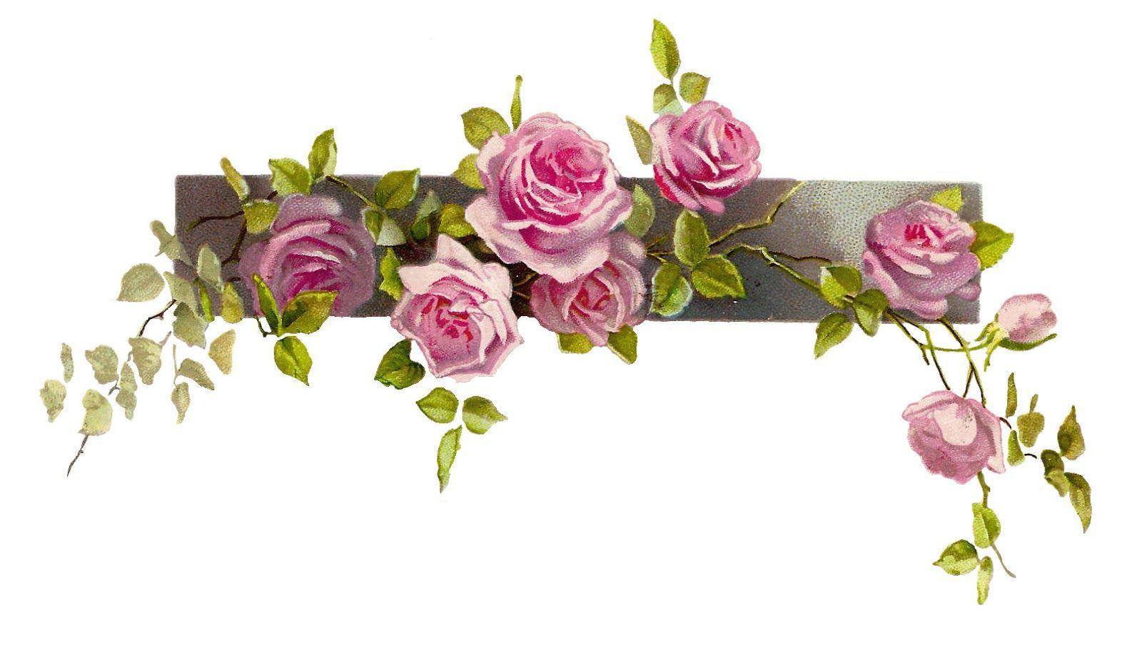 """Résultat de recherche d'images pour """"roses top cliparts"""""""