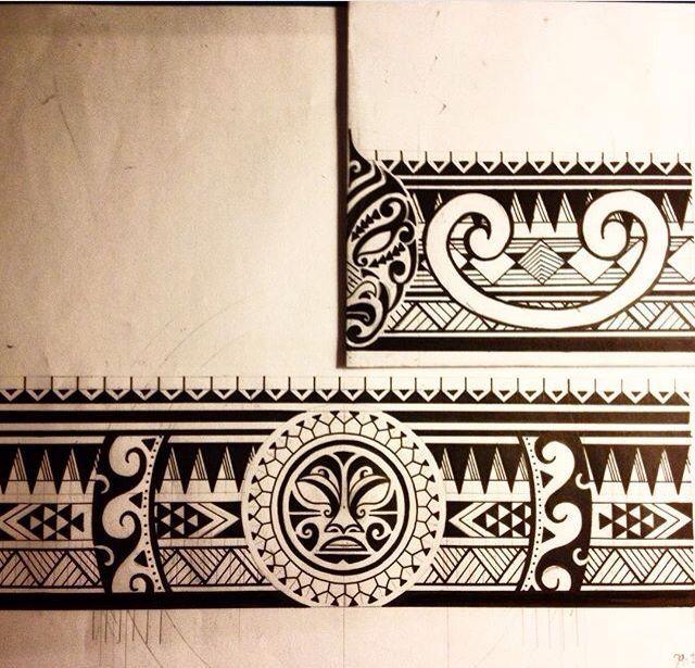Resultado de imagen para tattoo maori brazalete kirituhi polinsia