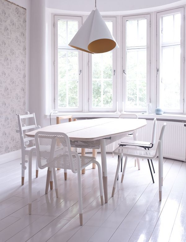 25 Scandinavian Dining Room Design Ideas
