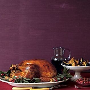 Turkey With Brown Sugar Glaze Recipe Thanksgiving Pinterest