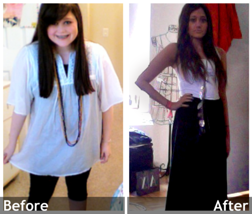 before and after weight loss teenagers tumblr - Google ...