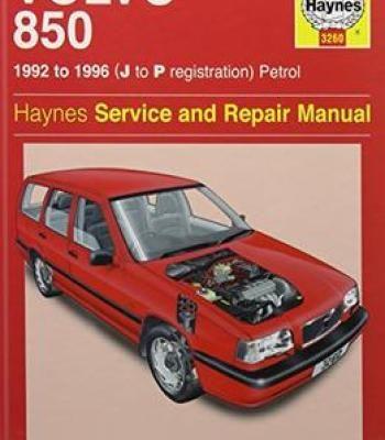 volvo 850 service and repair manual pdf pinterest volvo 850 rh pinterest com 1995 Volvo 850 GLT Review 1995 Volvo 850 Wagon