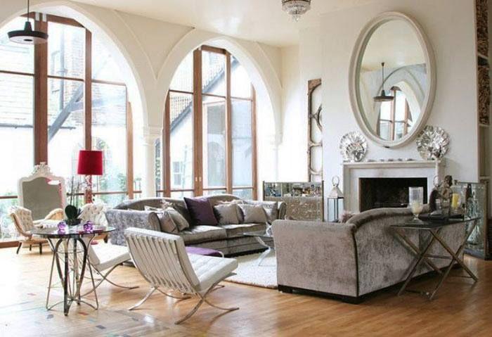 Sala conhecida pelos seus Janelões! A harmonia perfeita entre a arquitetura e o design...