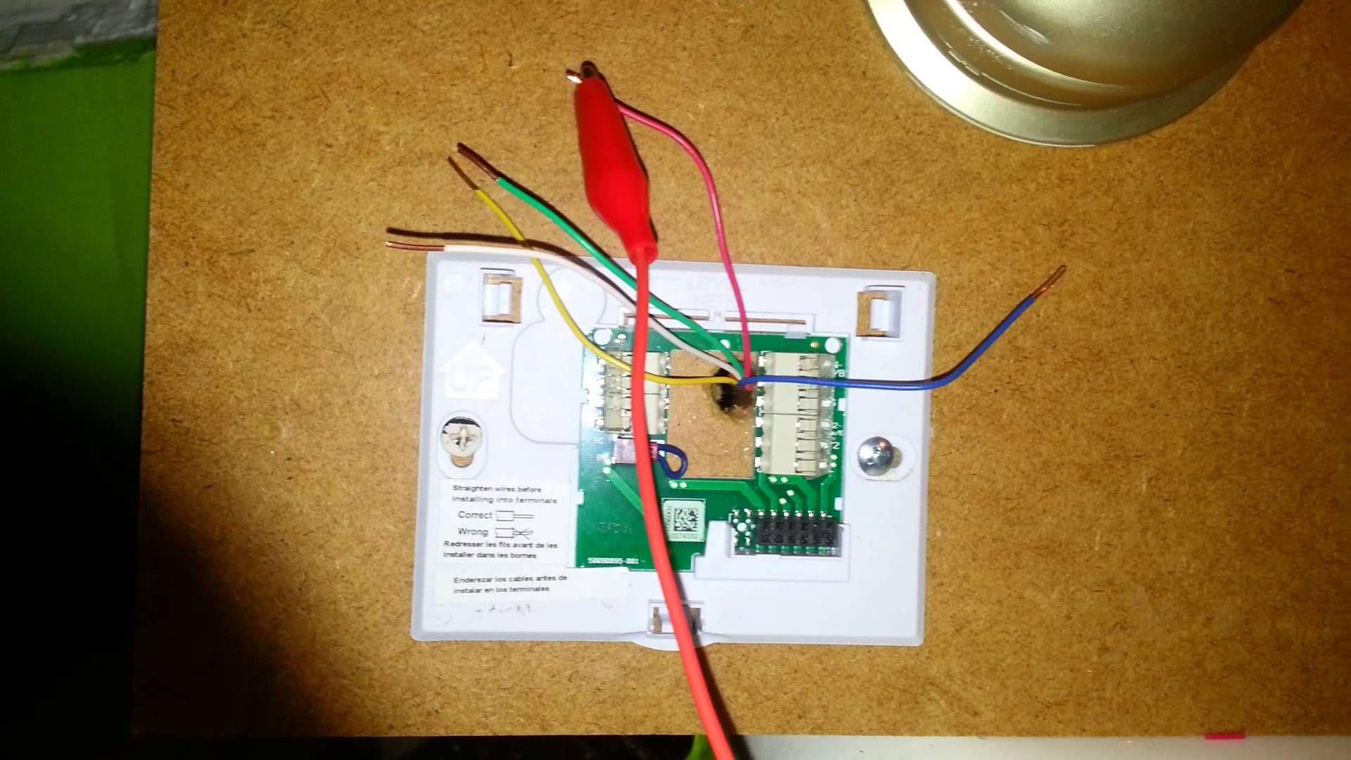 como cambiar el termostato del aire acondicionado