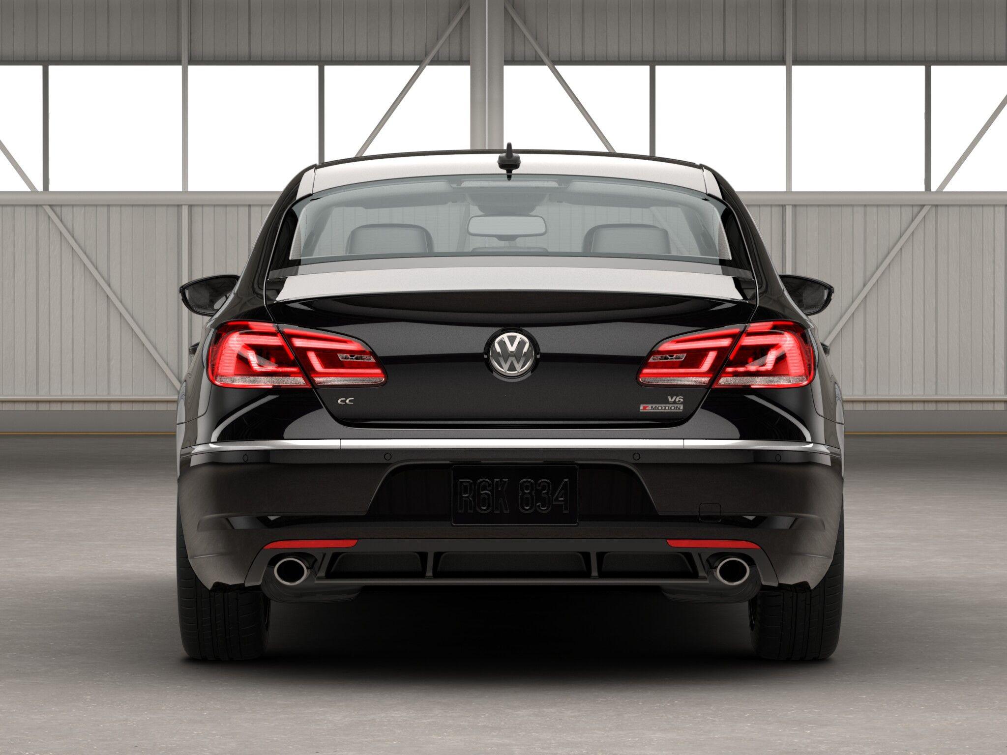 2016 Vw Cc V6 4motion Executive Trim Features Volkswagen Auto