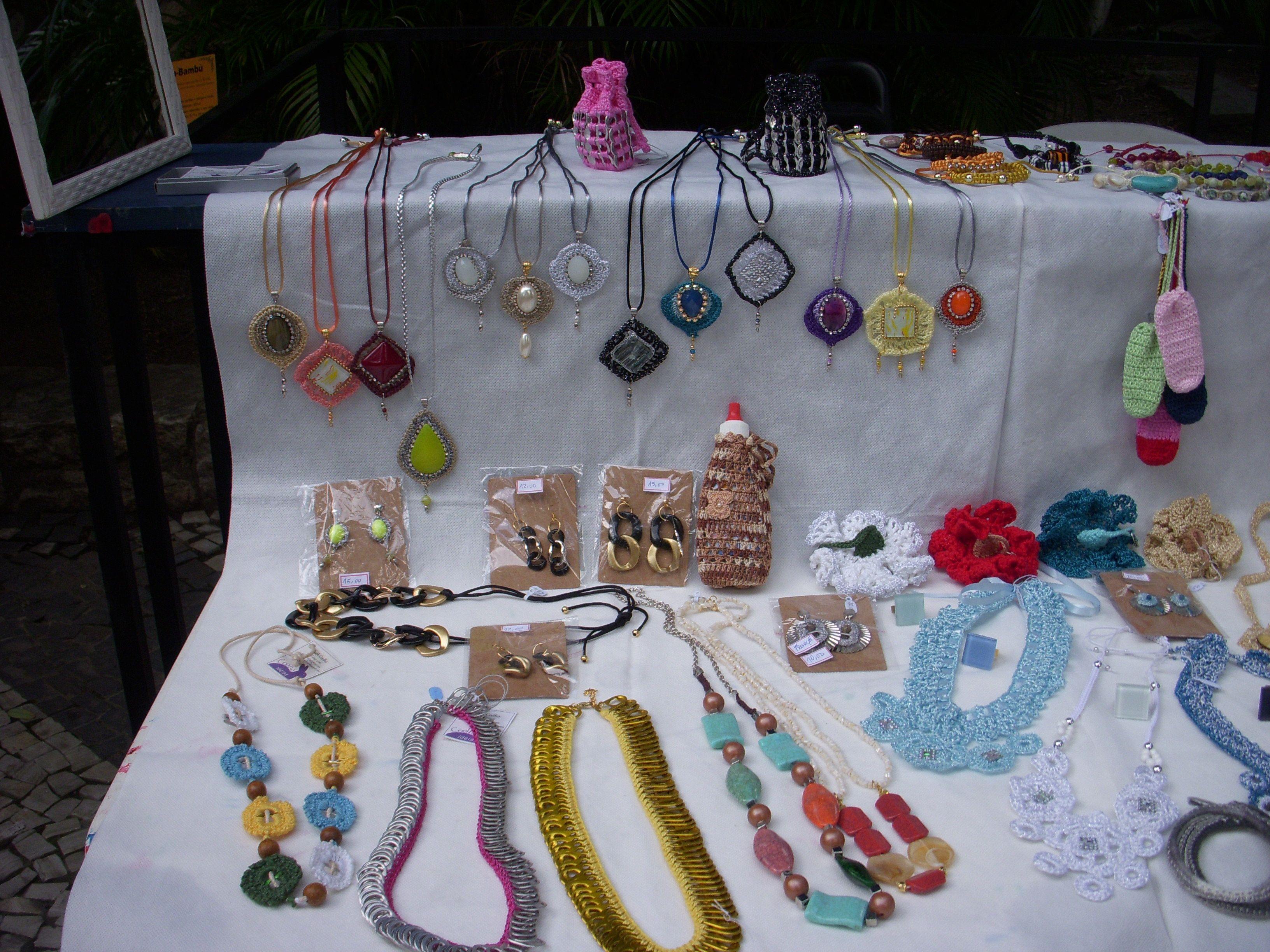 vários produtos em Evento no Sesc (ano 2013)