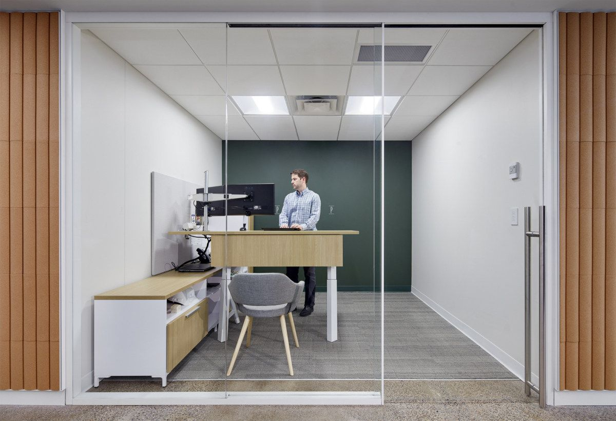 Parameters Offices Minneapolis Office Snapshots Workspace Design Industrial Office Design Contemporary Office