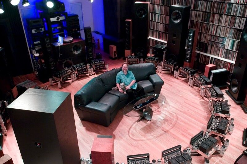 Speaking with the architect of the Ultimate Home Theater, Jeremy Kipnis at his Kipnis Studio Standard (KSS)™    http://www.examiner.com/article/speaking-with-the-architect-of-the-ultimate-home-theater-jeremy-kipnis