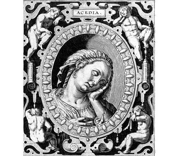 Acedia Katholisch