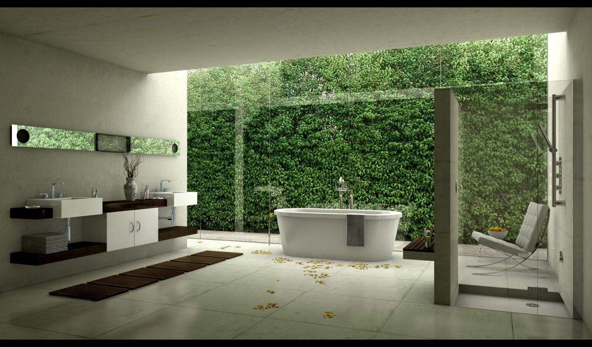 1000+ images about Bathroom on Pinterest Modern bathrooms ... - ^