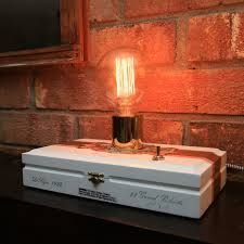 Cigar Box Lamp   Google Search