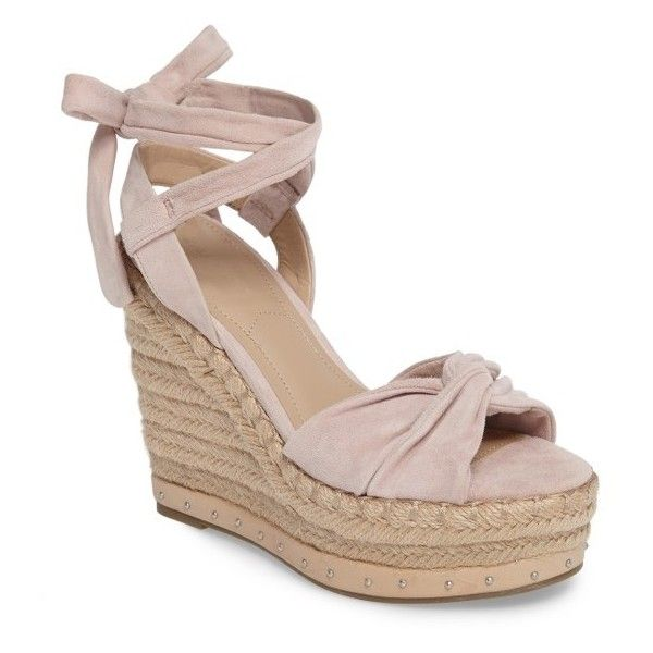 2014a20075d Women's Kendall + Kylie Grayce Espadrille Wedge ($160) ❤ liked on ...