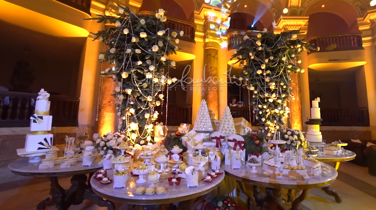 Matrimonio Natalizio Enzo Miccio : Matrimonio natalizio a napoli in stile vintage christmas natale