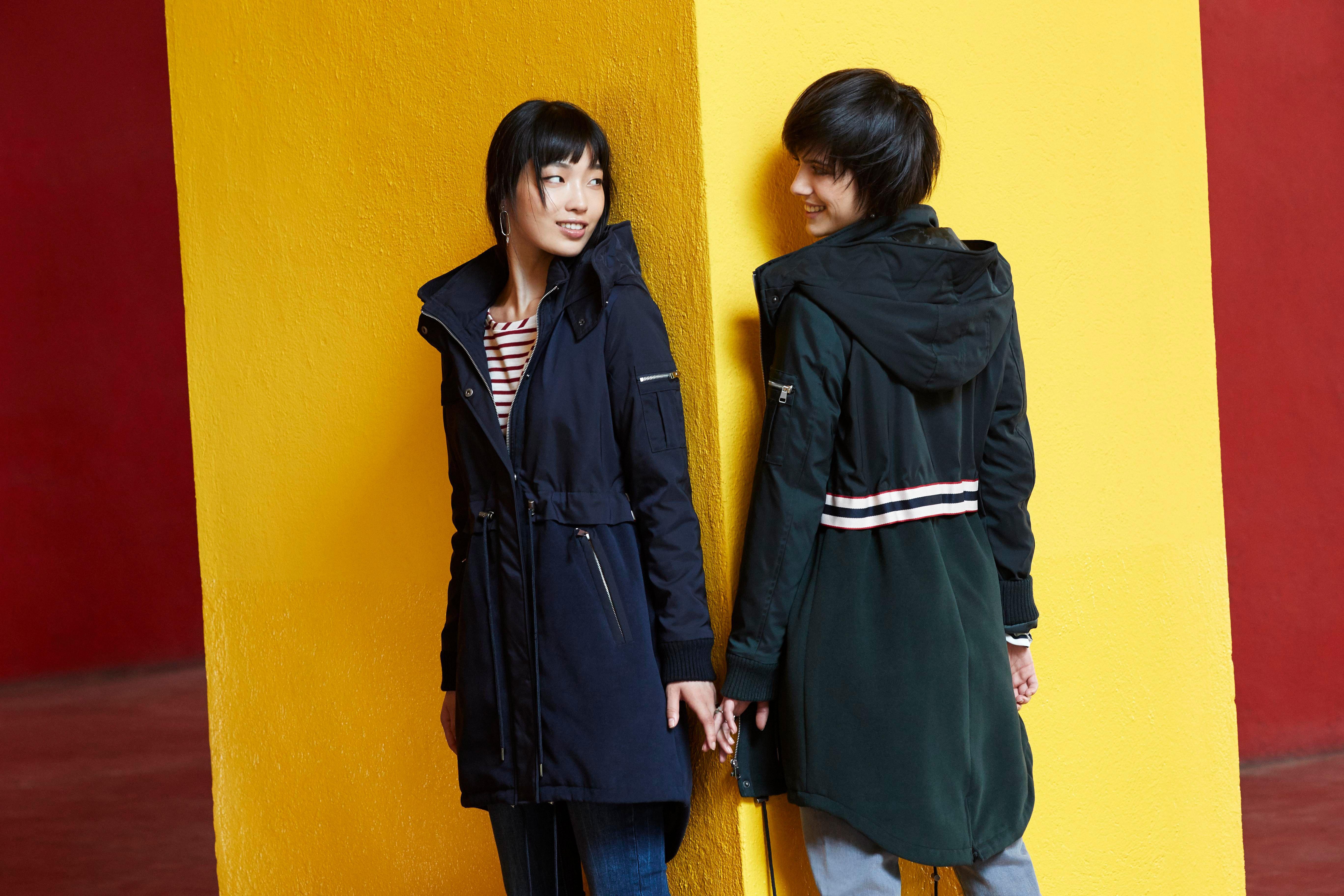 Esprit Outerwear Coats Coats For Women Coat Fashion [ 3648 x 5472 Pixel ]