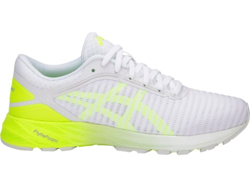 asics women's dynaflyte 2 running shoes knee