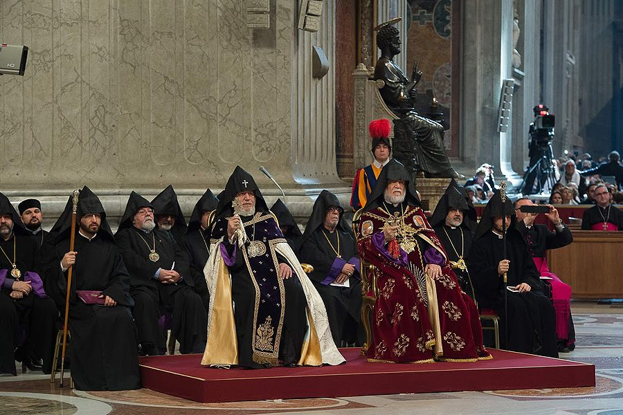 Coming on the heels of the centenary of the Armenian genocide, Pope Francis' upcoming visit to the Caucasus nation is a sign of appreciation for the fidelity to Christianity, said one prelate involved in preparations for the trip.