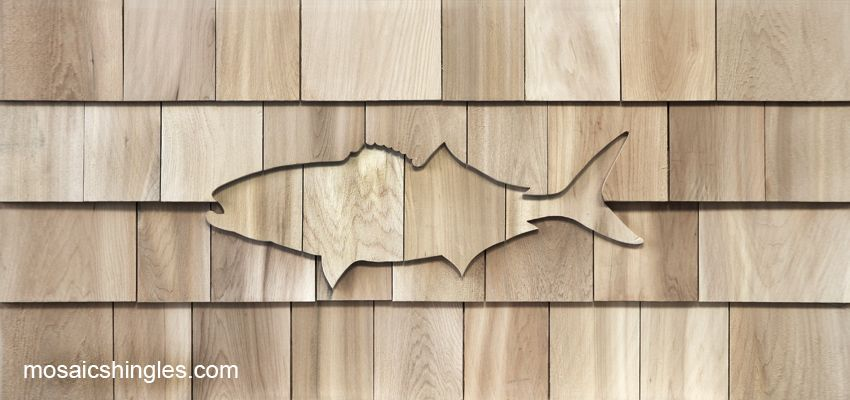 Best Bluefish White Cedar Cedar Shingles Shingling Roofing 400 x 300