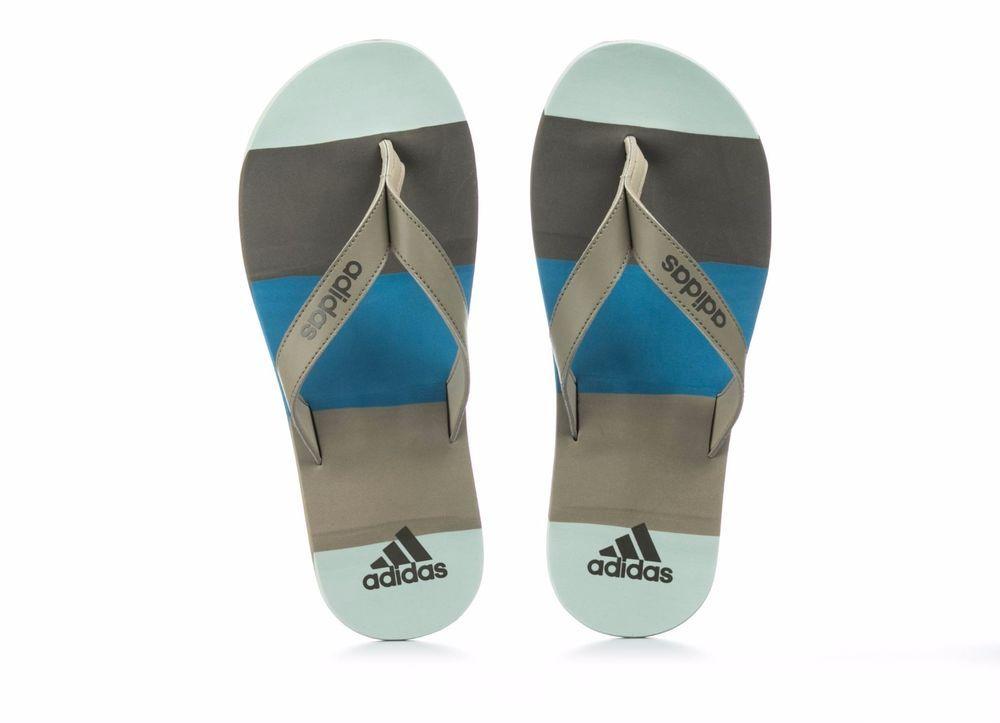 c743234d9 Adidas EEZAY STRIPED Japan Thong Flip Flops Mens slippers new BA8809  STRIPED  adidas  FlipFlops