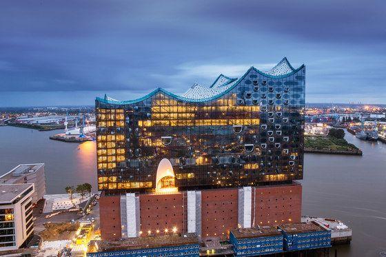 The Elbphilharmonie Hamburg by Herzog & de Meuron | Concert halls