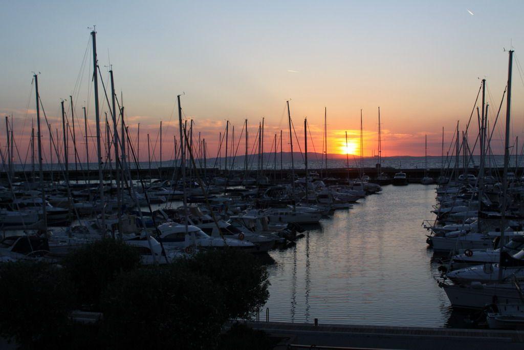 PepeMare: Sonnenuntergang über  Elba, Scarlino, ID22
