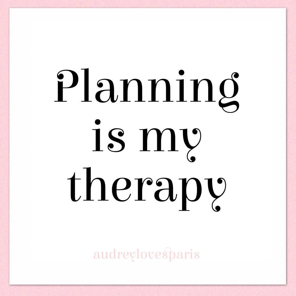 Planning Quotes Planning Is My Therapyplanner Quotes Planner Quotes  Pinterest