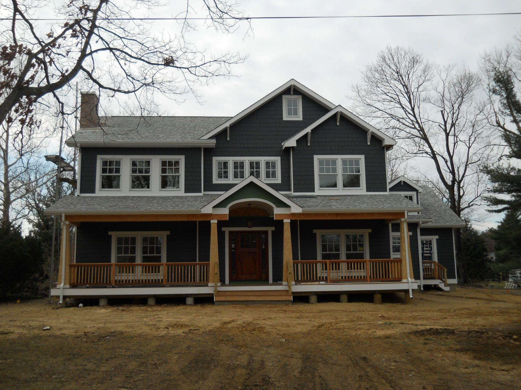 Fair Haven Nj New Jersey Modular Homes Craftsman House House Plans