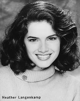 Image result for heather langenkamp young