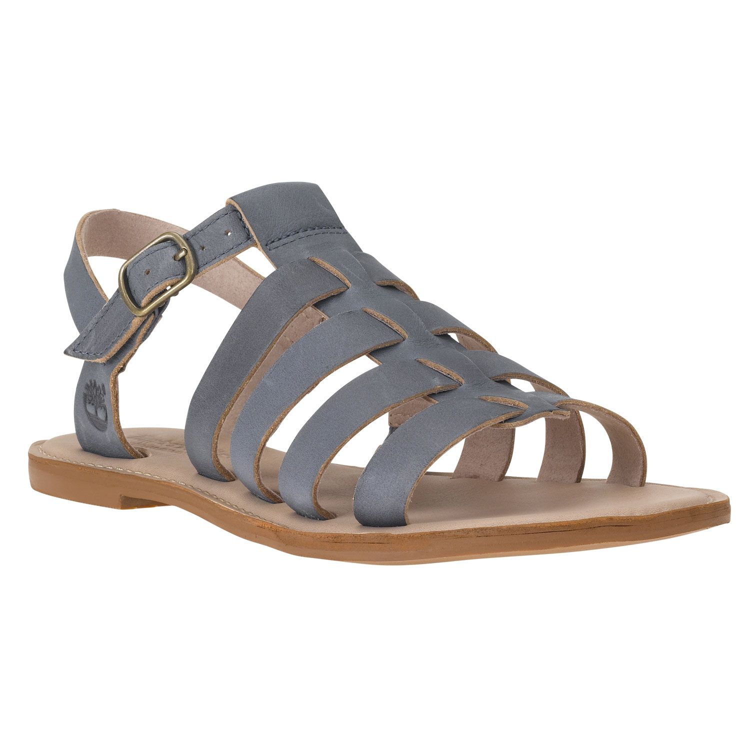 Timberland Earthkeepers Sheafe Fisherman Womens Brown Sandals