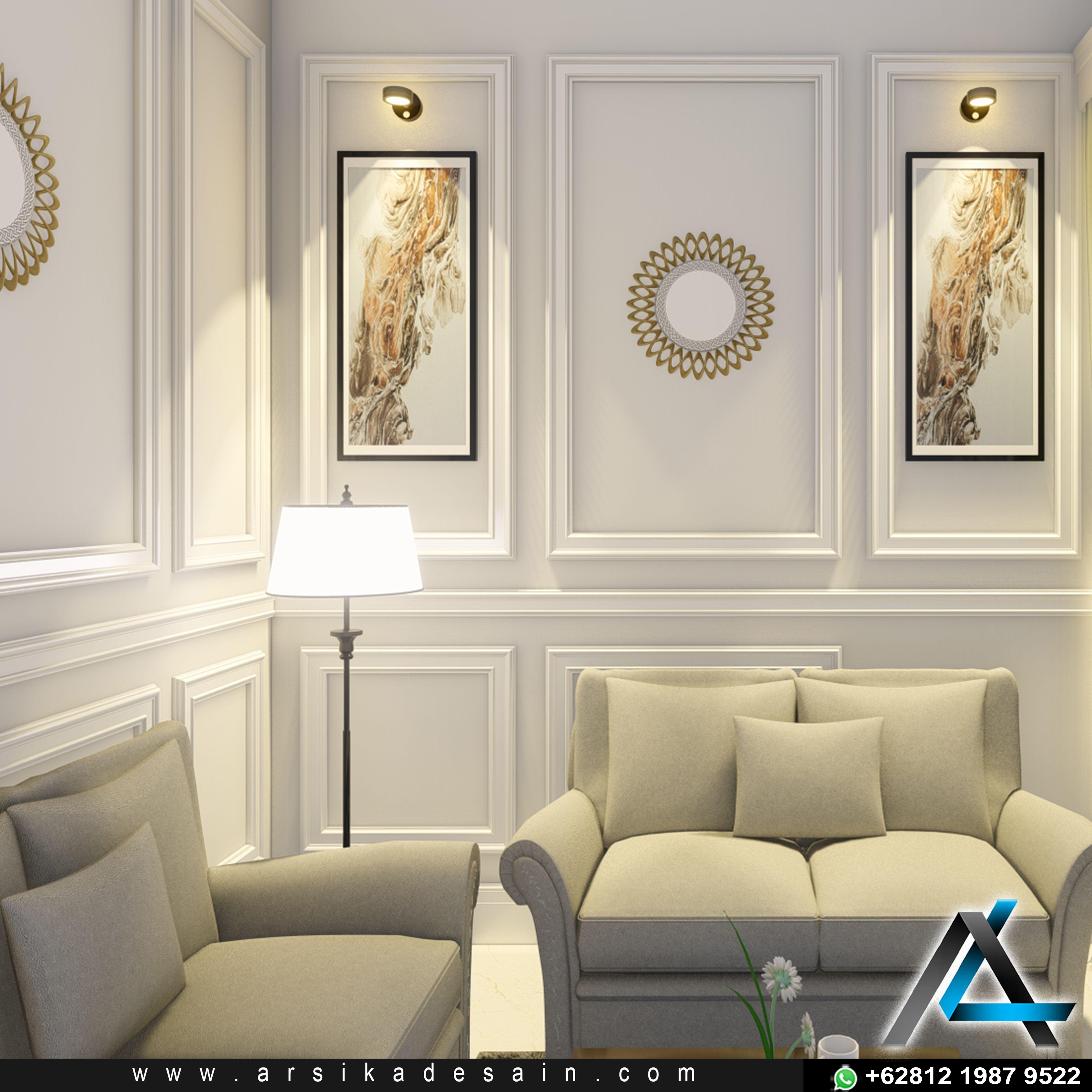 Desain Interior Ruang Tamu Rumah Klasik Ruang Tamu Rumah Interior Ide Dekorasi Rumah