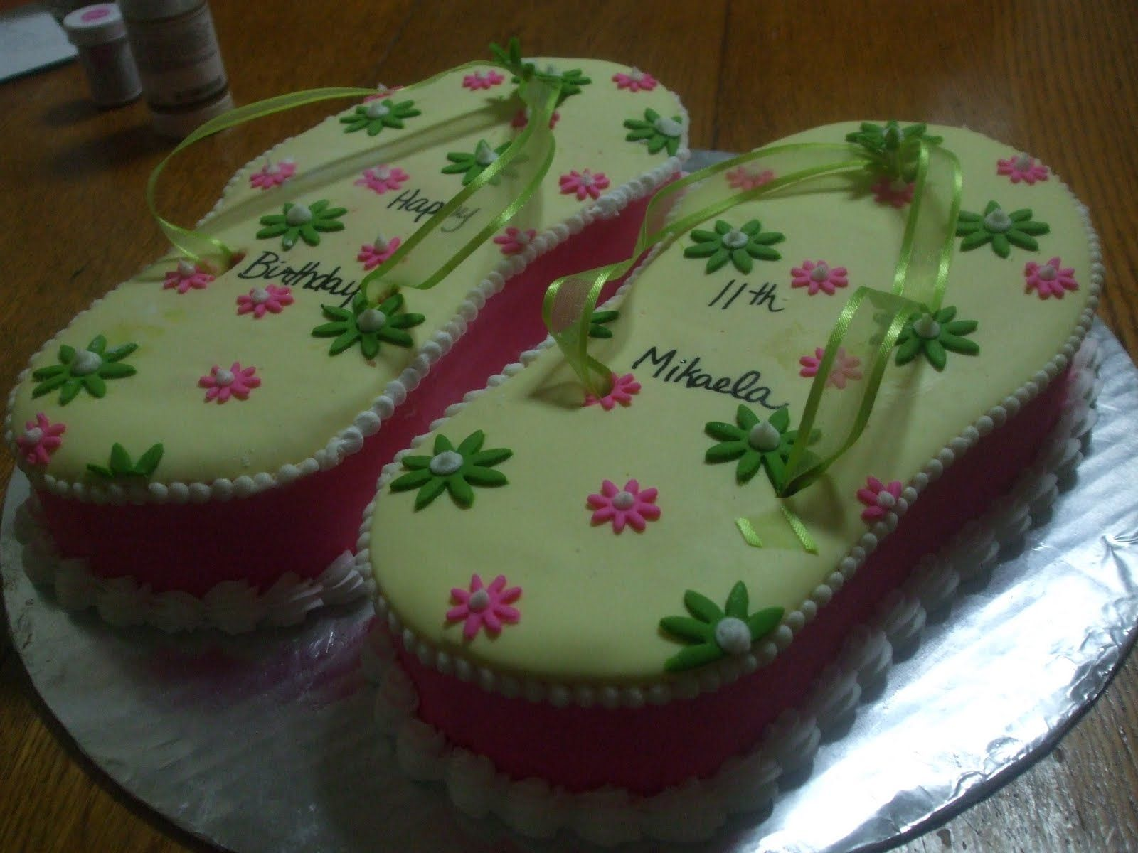 60 best 10 year old girl cakes images on Pinterest Girl cakes