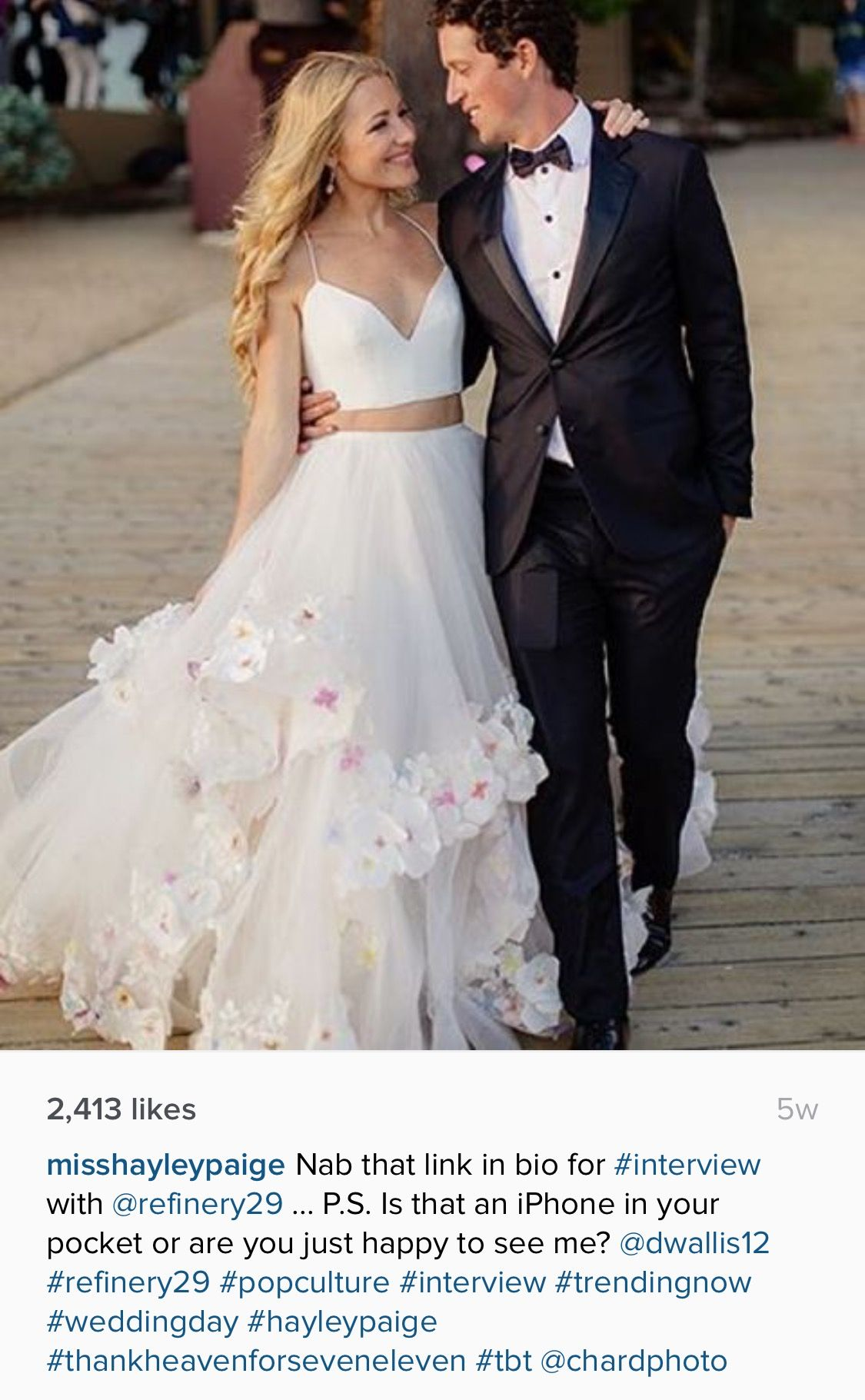 30c31302ff would be a great reception dress - Hayley Paige | wedding dresses ...