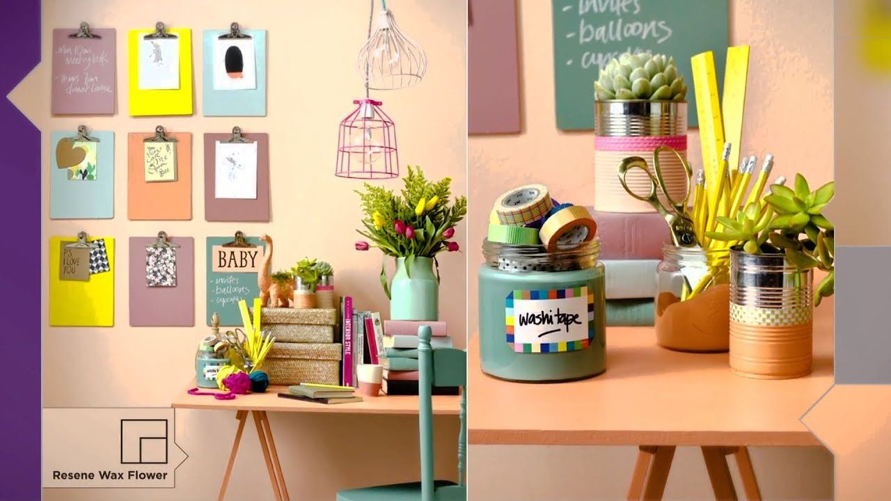 Easy Diy Crafts To Do At Home 5 Minute Crafts Room Decorating Ideas For Teenagers Diy Crafts To Do At Home Craft Room Decor Diy Crafts For School
