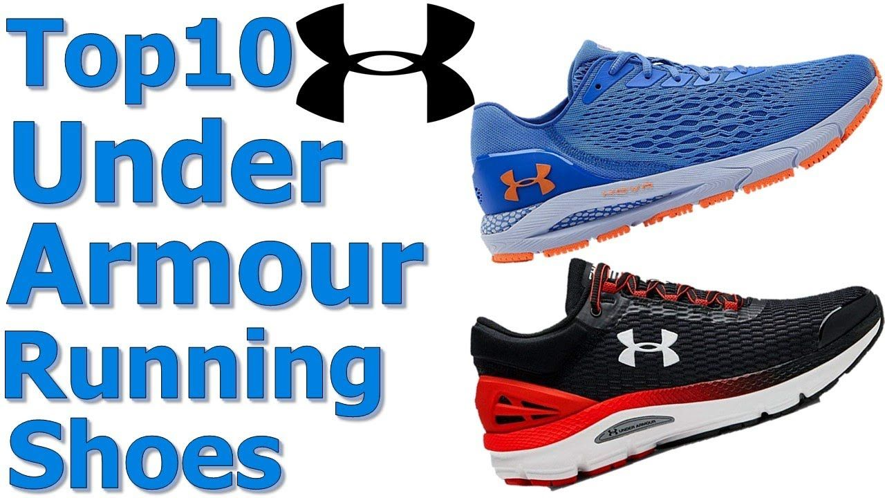 Top 10 Best Under Armour Running Shoes Reviews Best