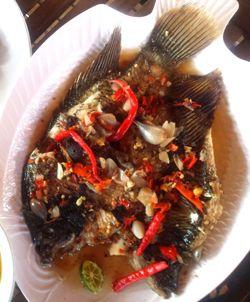 Pecak Gurame Betawi Resep Masakan Makanan Resep Makanan