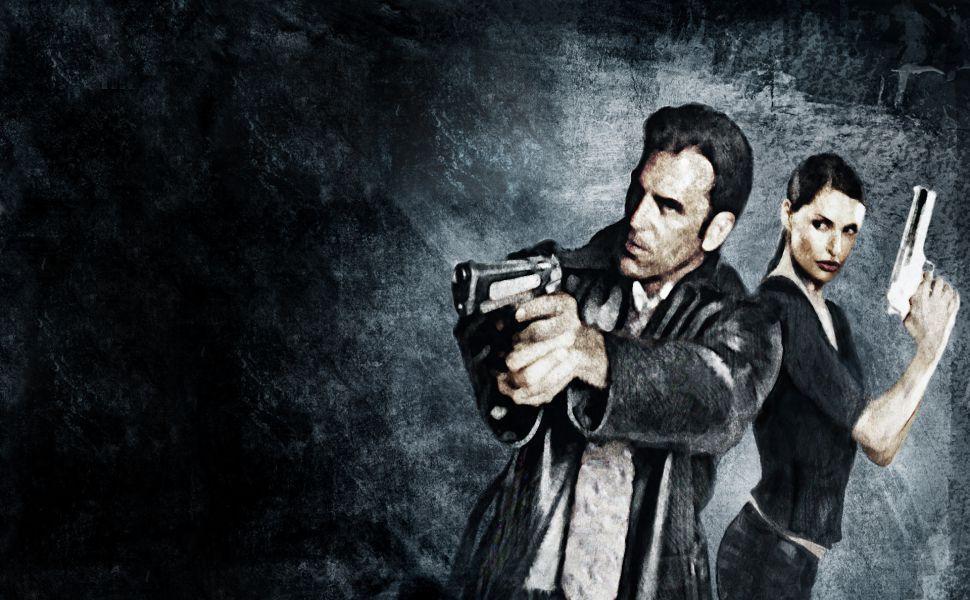 Max Payne 2 Hd Wallpaper Oyun Dunyasi Oyun