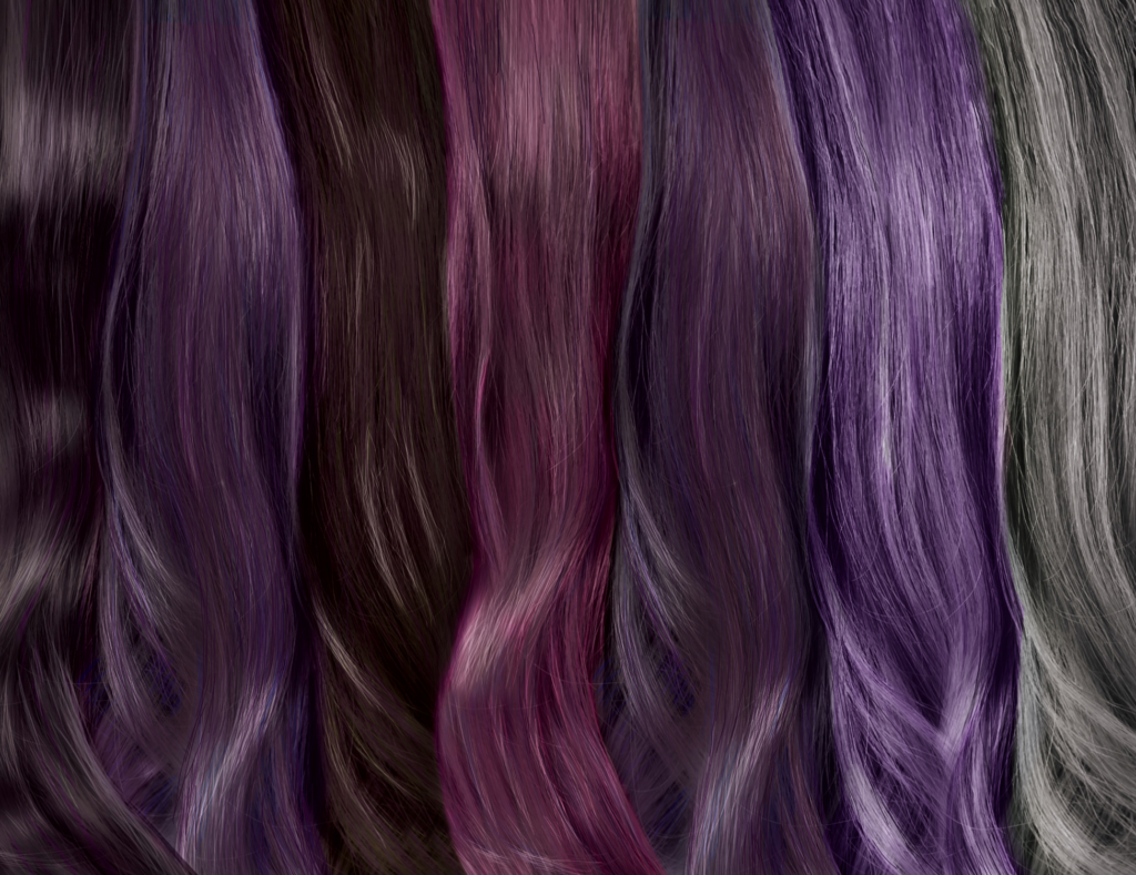 The Interlace Hair Color Trend Involves Freehand Application Of Color To Add A Shimmery Look To The Hair Ion Hair Colors Hair Color Chart Ion Hair Color Chart