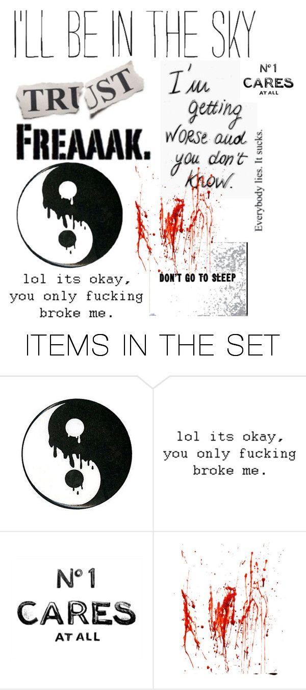 """DEAD!"" by grace-way ❤ liked on Polyvore featuring art"