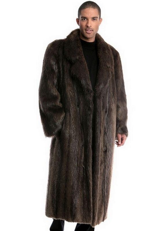 ae9add85d3fc4 Full Length Fur Coat For Mens