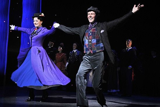 Laura Michelle Kelly Biography Broadway Com With Images Mary Poppins Broadway New York Broadway Mary Poppins Musical
