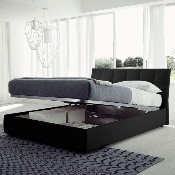 Chambre A Coucher Tout Pour Une Deco Reussie Lit Lit Coffre Lit Coffre 140x190