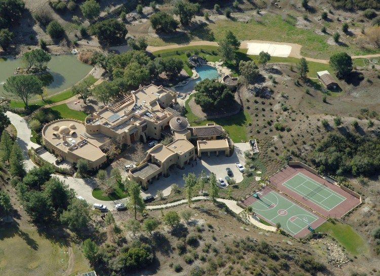 Will Smith house Calabasas, California 42 millions (em