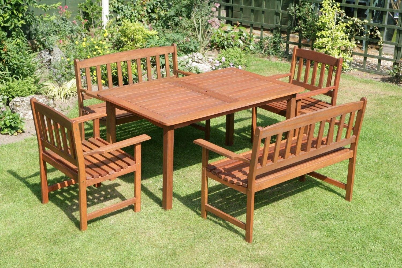 Tropicana 5 Piece Garden Set. RRP £379.99   TJ Hughes ...