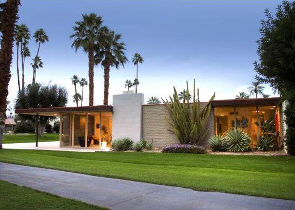 mid century modern homes mid century modern house rancho mirage