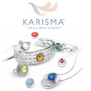 karisma jewelry at Oak Ridge Jewelers in DeMotte, IN