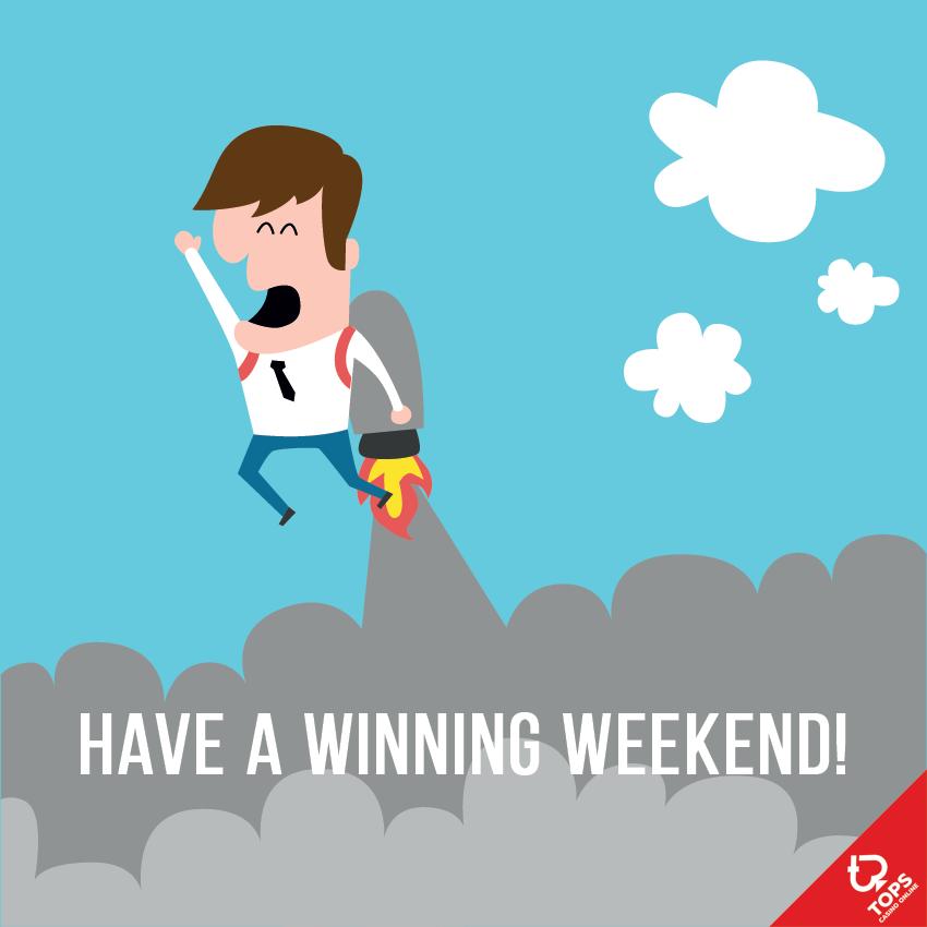 Happy Friday, Casino Lovers! #CasinoFun #OnlineCasino