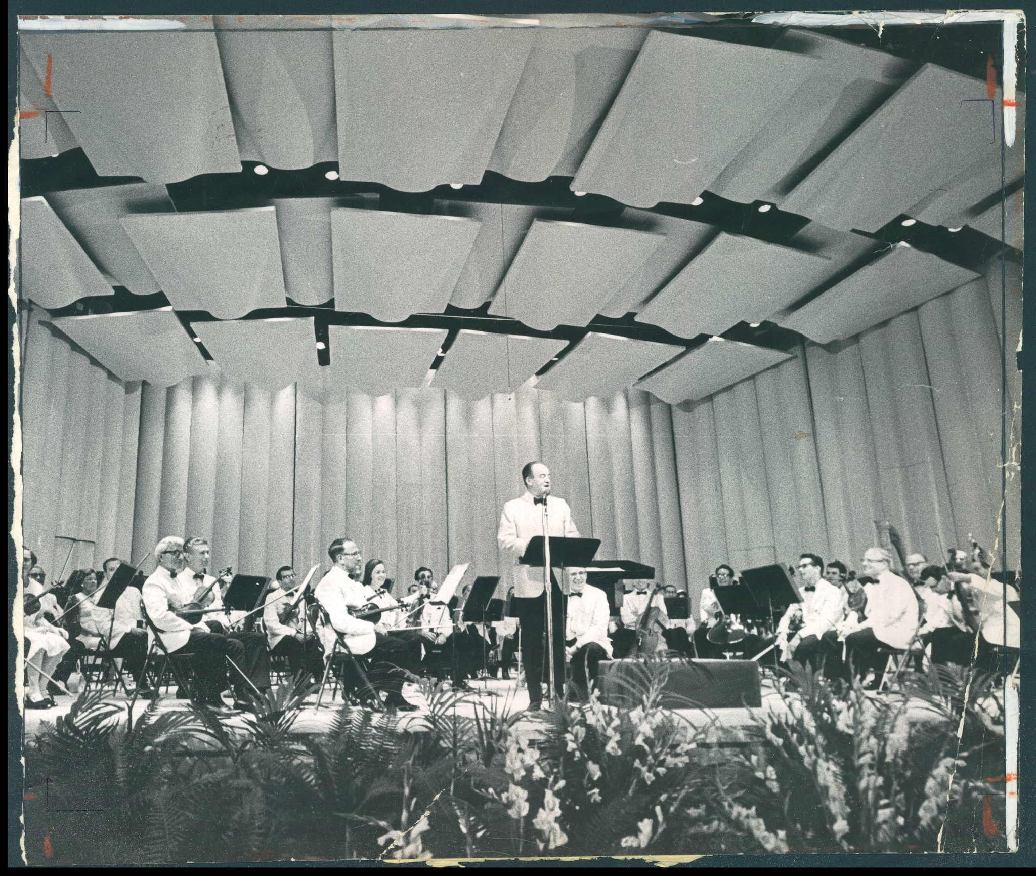 The History Of Columbia And Merriweather Post Pavilion In