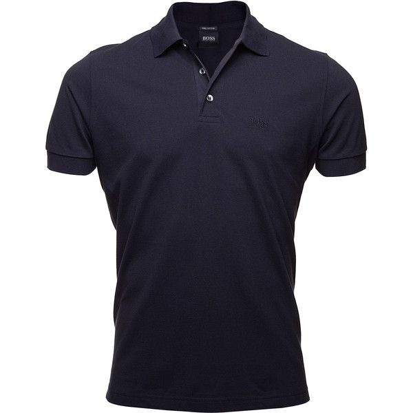 Hugo Boss Ferrara Polo Shirt ($91) ❤ liked on Polyvore